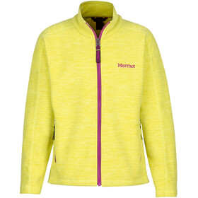 Marmot Kids Lassen Fleece Jacket Sprig